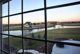Home for sale on golf course
