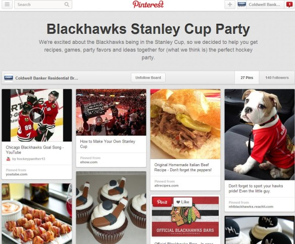 Get some ideas for the stanley cup