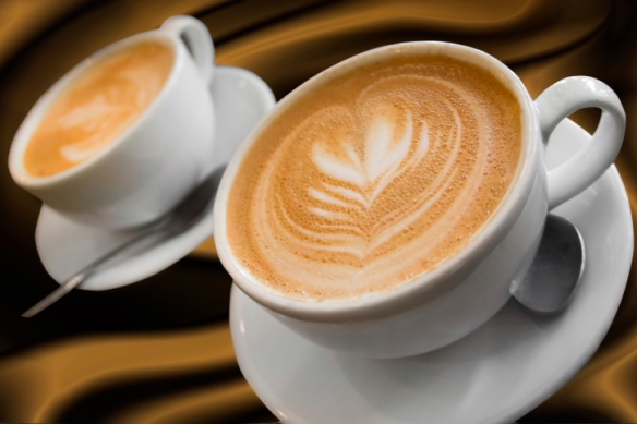 Coffee Break with Fran Broude