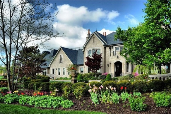 Sand Creek Palatial French Chateau - Chicago, IL - Listed by Dawn Bernhardt