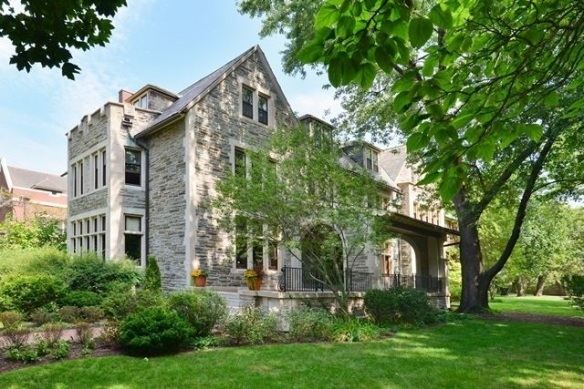 English Tudor Revival estate - Chicago, IL - Listed by Rita McCarthy