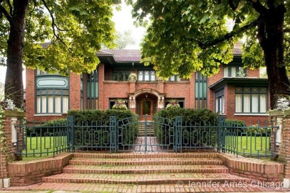 Unique Chicago architecture - Listed by Jennifer Ames