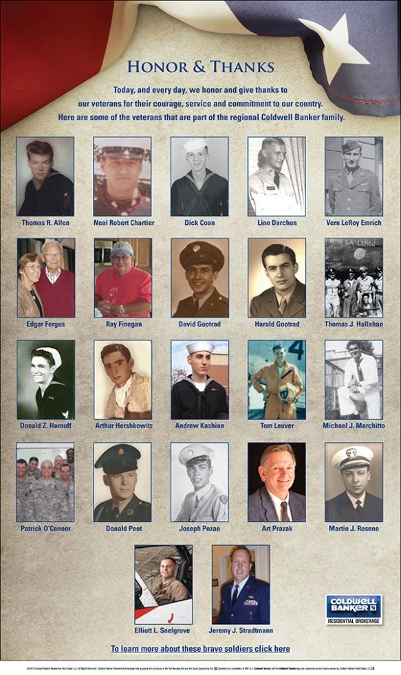 Coldwell Banker Family Veterans