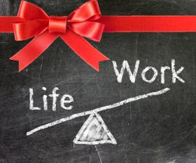 Balancing Work, Life & the Holidays