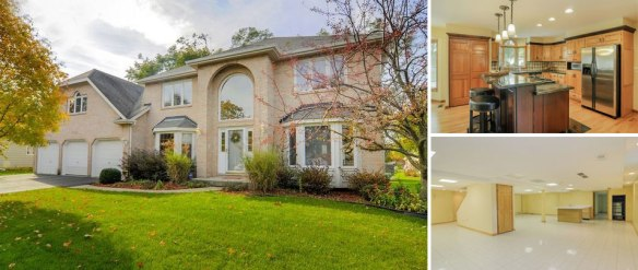 Woodridge, IL home with an in-law suite | Listed by Alice Chin