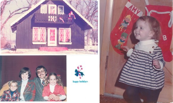 #FlashbackFriday Growing Up in a Gingerbread House